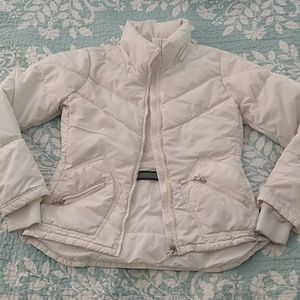 J Crew goose down winter jacket